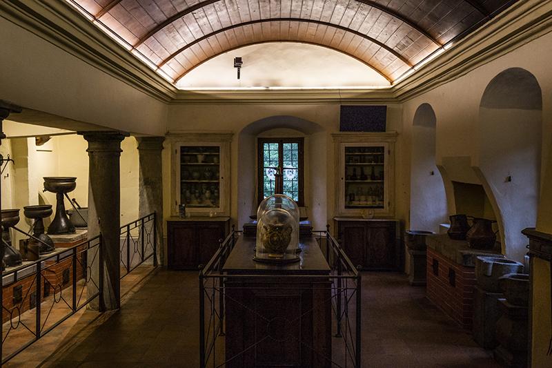 museo abbazia di Camaldoli